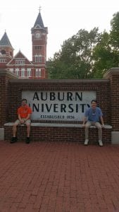 class day by auburn sign 2