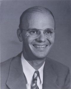 Harry M Happy Davis '32