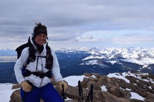 Jennifer Giddens mountain