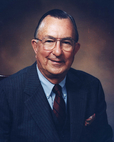 Ken Lott, JR '41