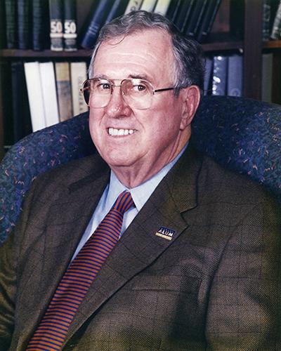 William E Porter '57