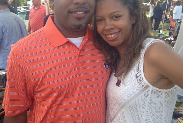 Tracey Childs '98 & '00