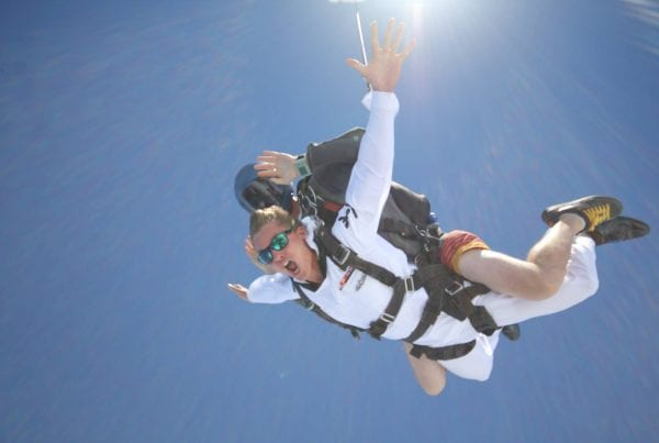 Robert Glennon Skydiving