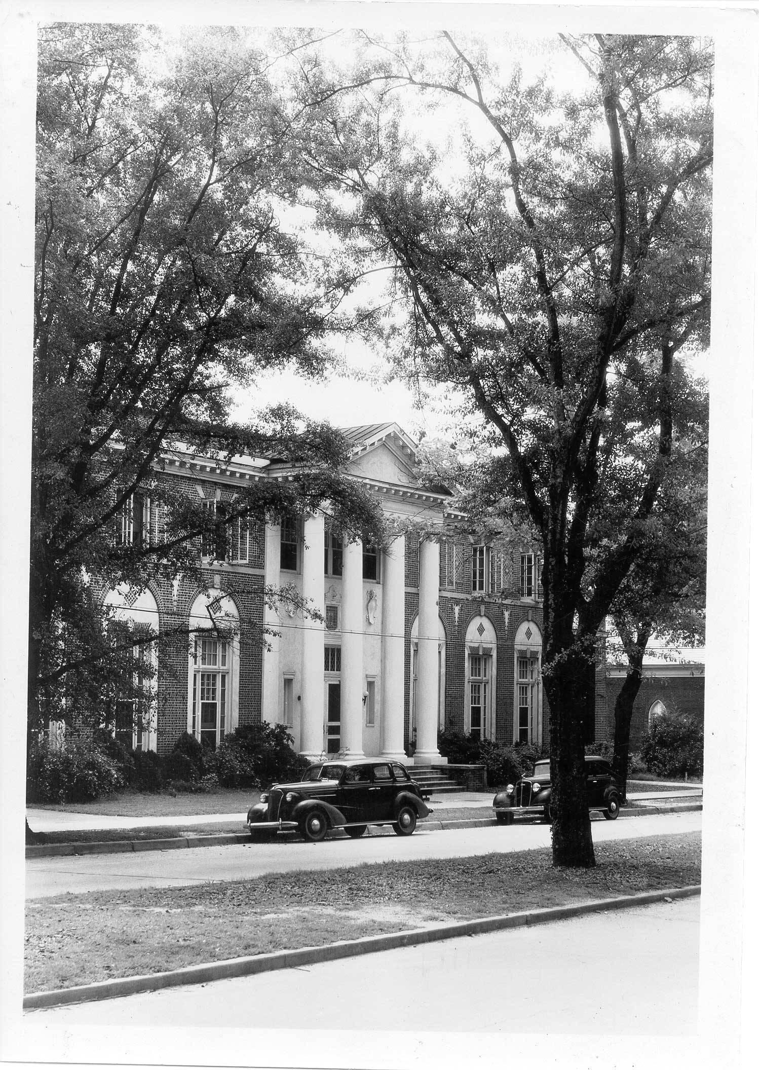 1930s Otis Smith Hall
