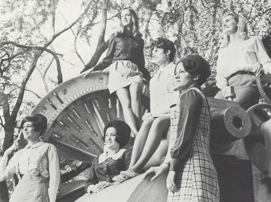 Associated Women Students 1970