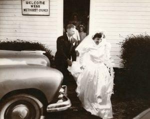 Juanita Lee Whatley and husband