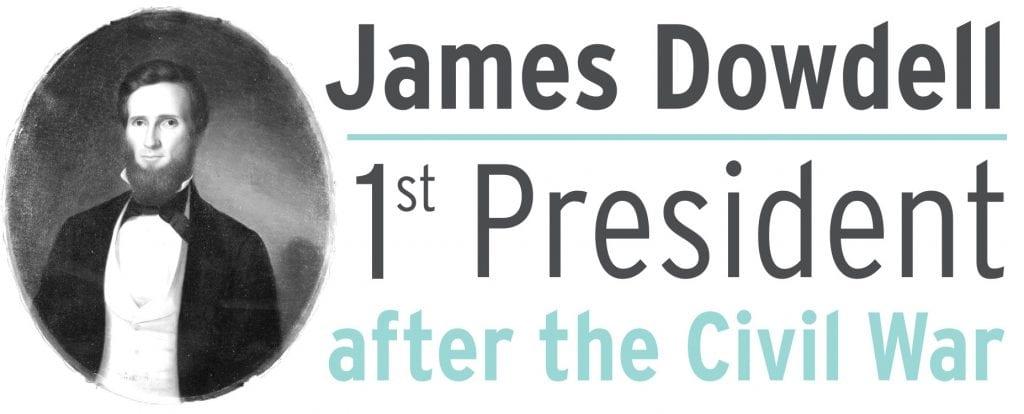 James Ferguson Dowdell 1866