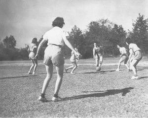 Women's Soccer- 1938