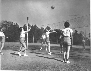 Women's Volleyball-1938