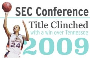 Basketball SEC Title