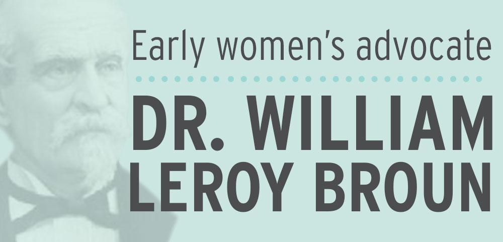 William Leroy Broun