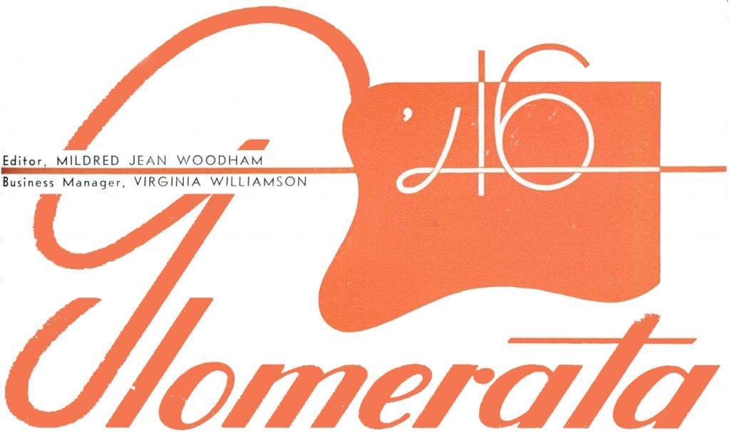 jean Woodham Glom Cover