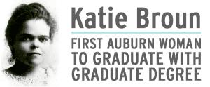 Katie Broun First Auburn Woman To Graduate With Graduate Degree