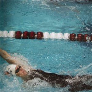 Kirsty Coventry- 2003 NCAA Championships