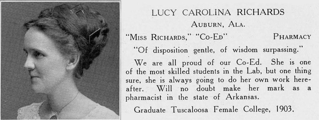 Lucy Carolina Richards Pharmacy