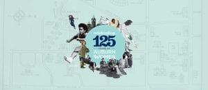 125 Years of Auburn Women Nectar Slider Collage