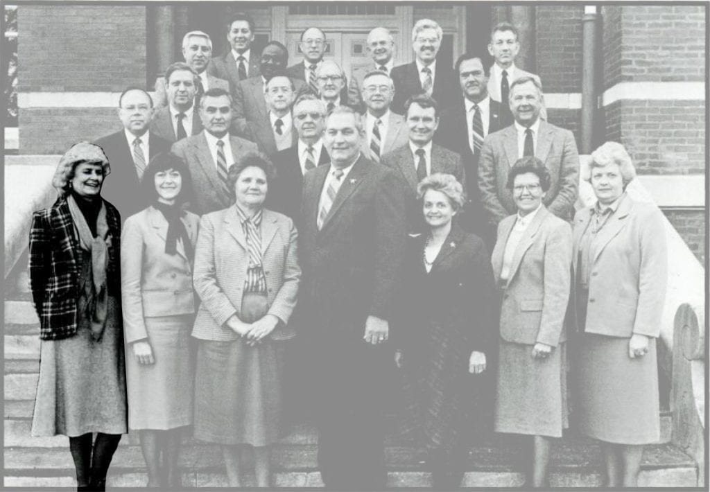 1986 Administration