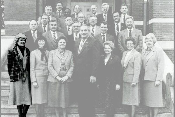 1986 Administration