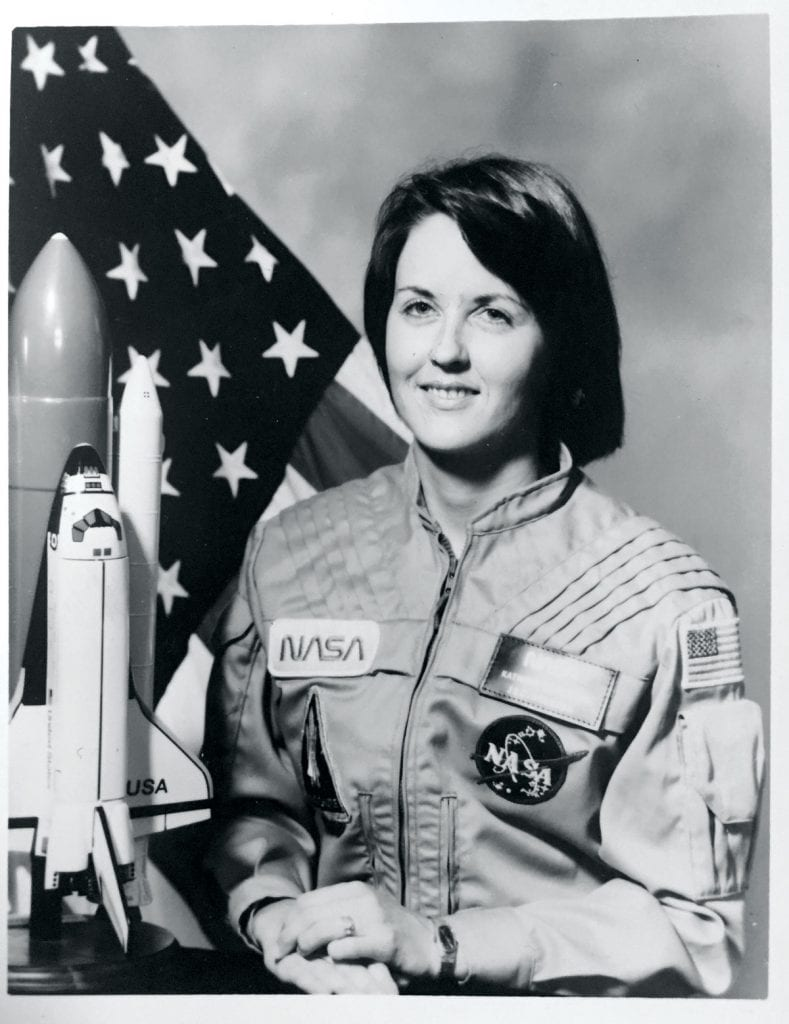 kathryn thornton NASA official photo