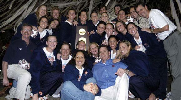 Womens Championship team rolling