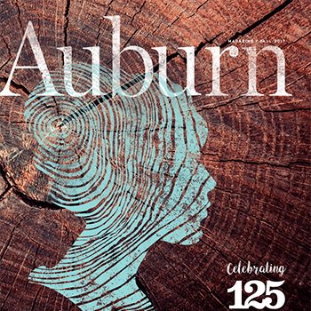 Auburn Magazine Fall 2017 Cover