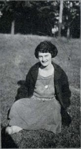 Gladys McCain '23