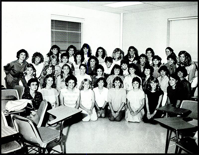 Mary Dietz Coleman '86