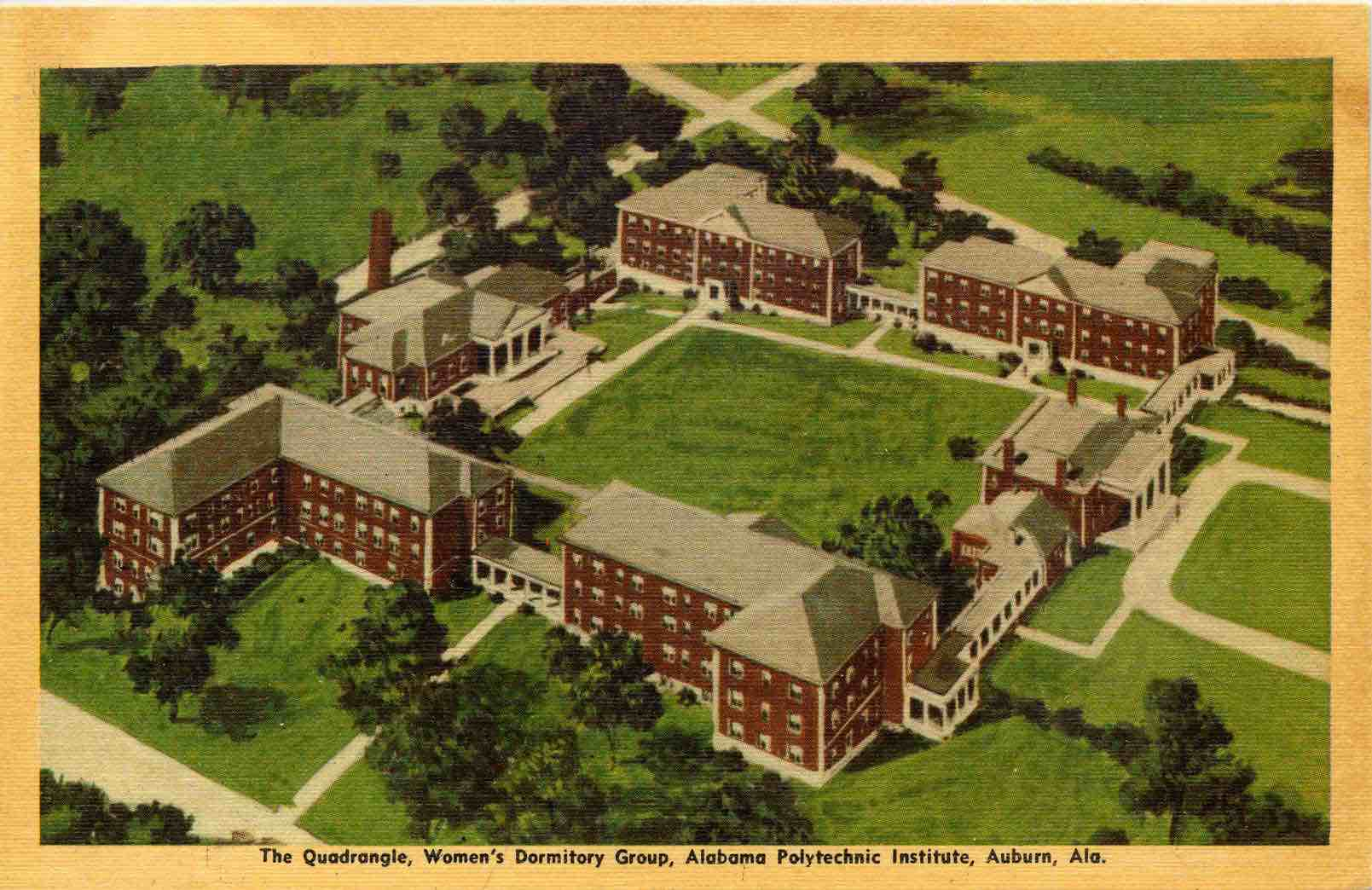 Quadrangle 1953
