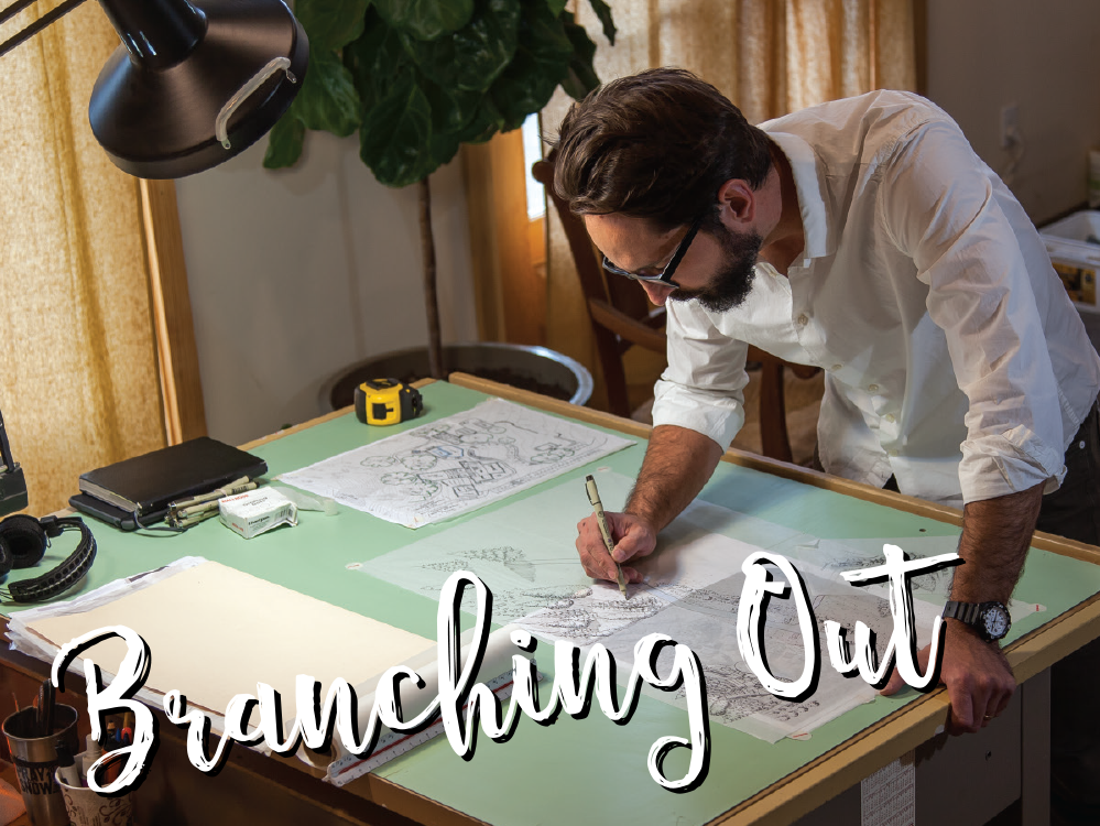 Branching Out Feature Image
