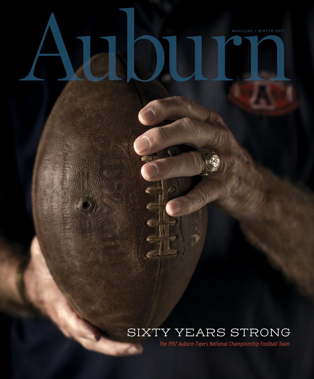 Auburn Magazine Winter 2017