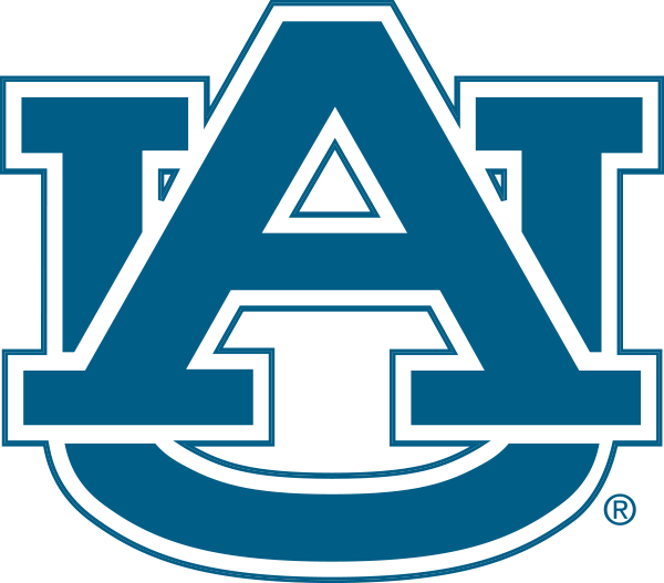 Auburn interlocking AU logo