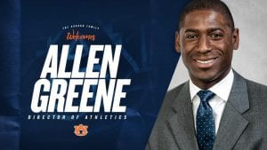 Allen Greene Director of Athletics