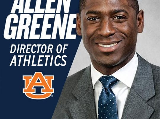Allen Greene New Athletic Director