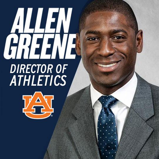 Allen Greene New Athletic Director