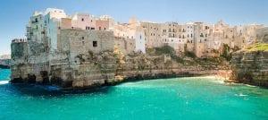 Apulia coast