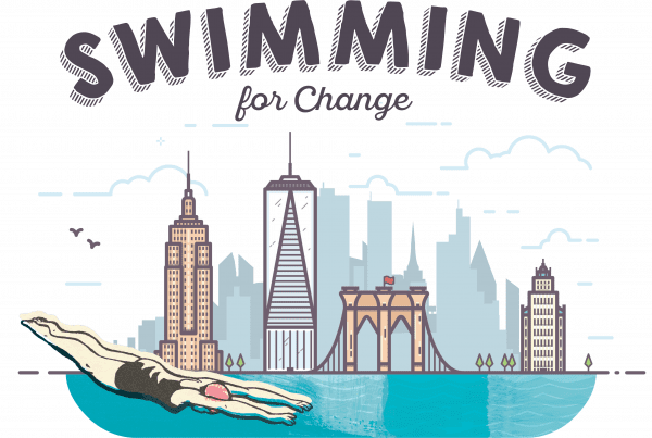 Swimming for Change Header