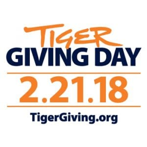 Tiger Giving Day 2.21.18