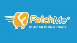 FetchMe sticker