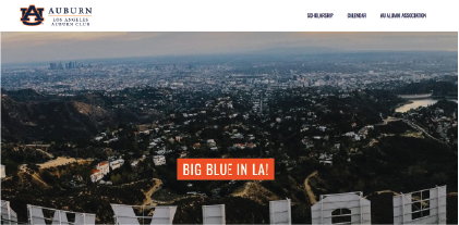 Big Blue in LA