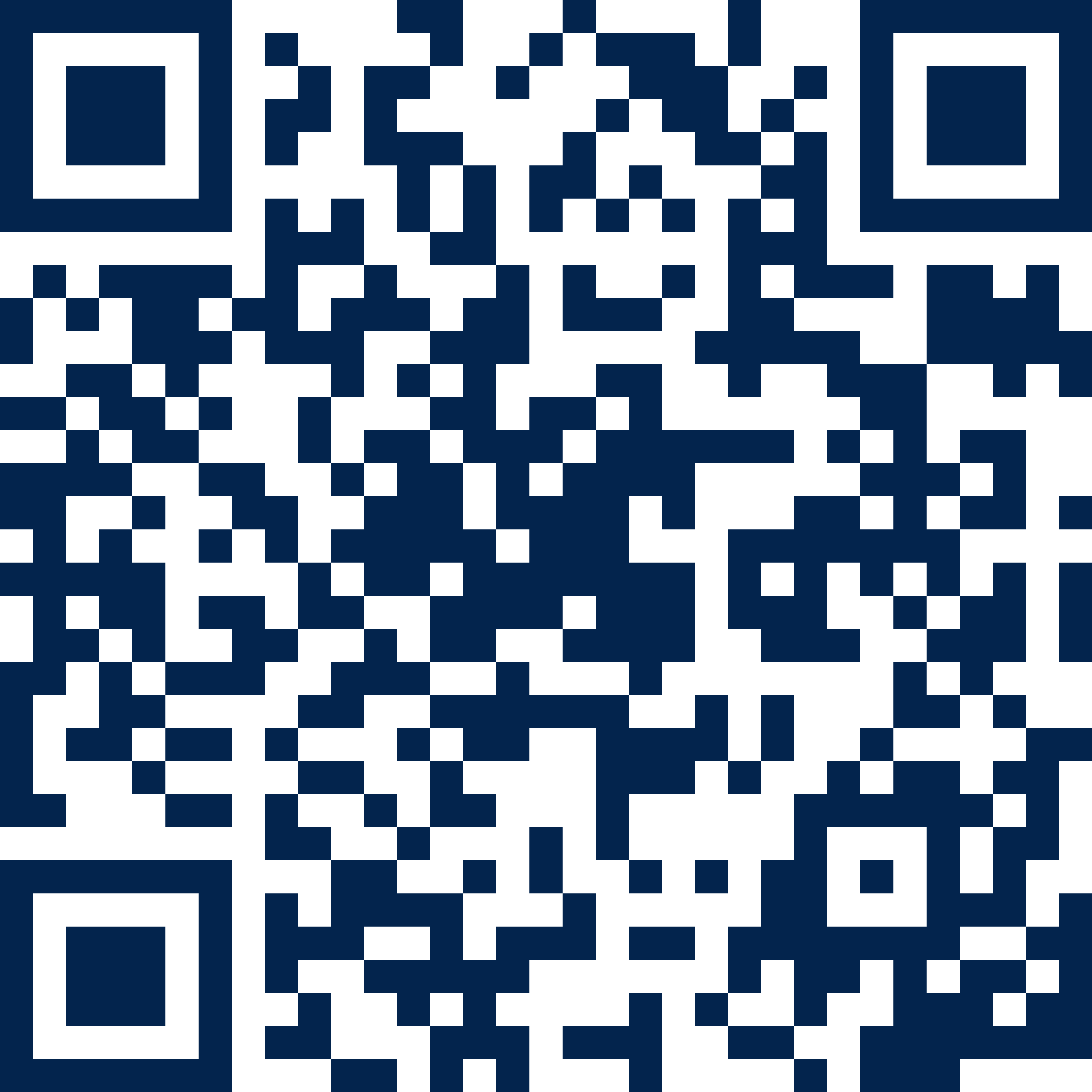 QR code for Alumni Tiger Giving Day