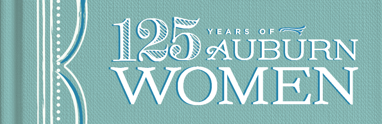 125 years of Auburn Women