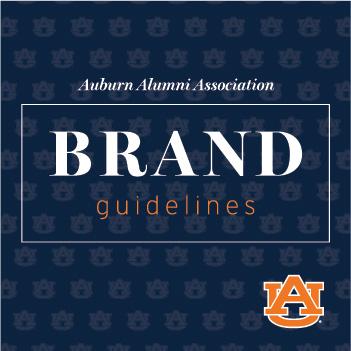 brand guidelines | Auburn Alumni Association