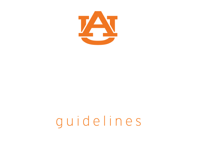 Auburn Alumni Association Brand Guidelines