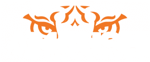 White AMBUSH Logo