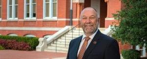Auburn President Steven Leath