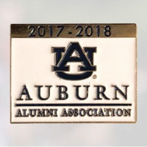 Auburn Alumni Association Pin