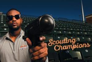 Scouting Champions, Allen Greene