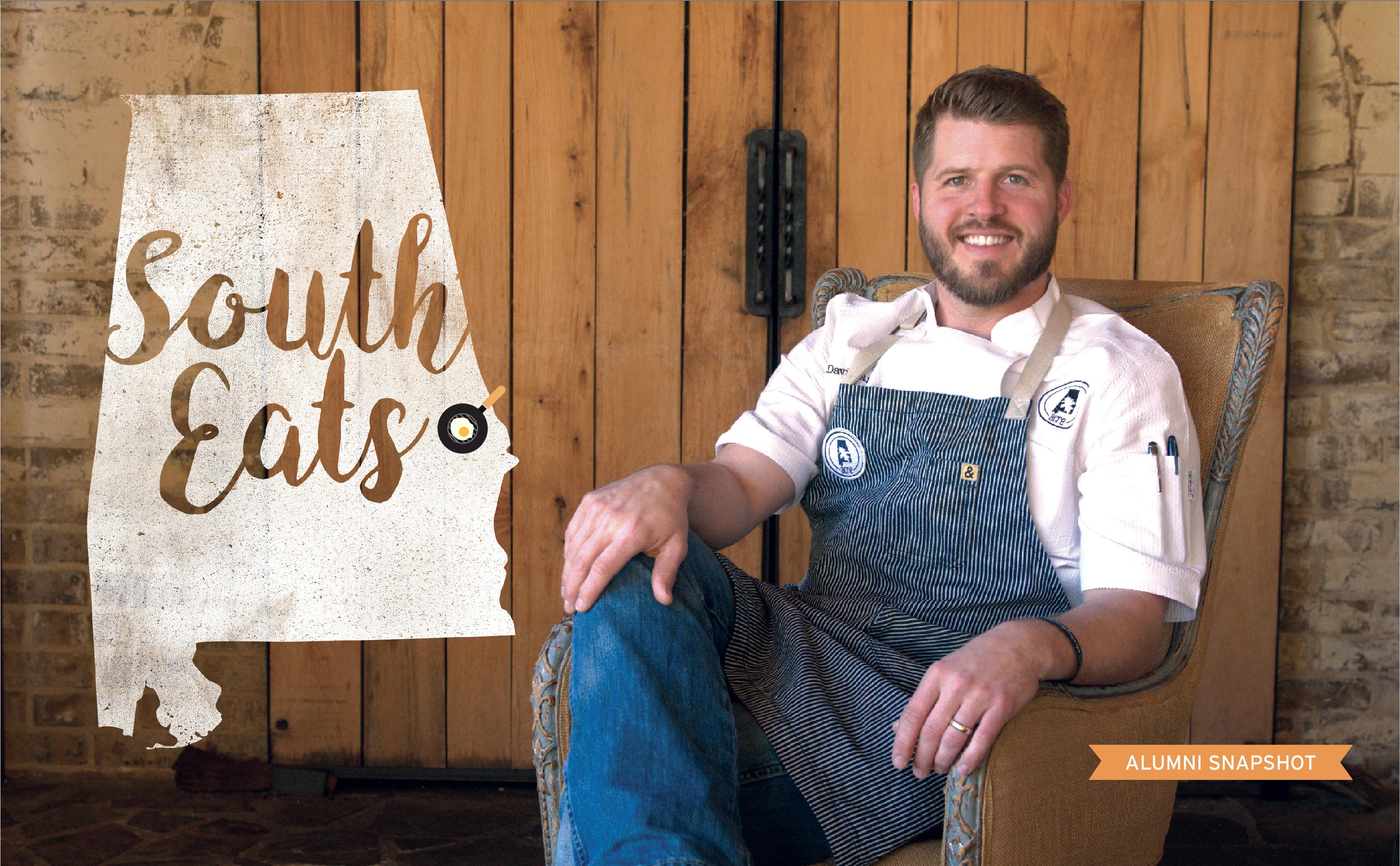 South Eats, David Bancroft