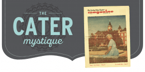 The Cater Mystique, Sunday Ledger-Enquirer magazine featuring Dean Cater