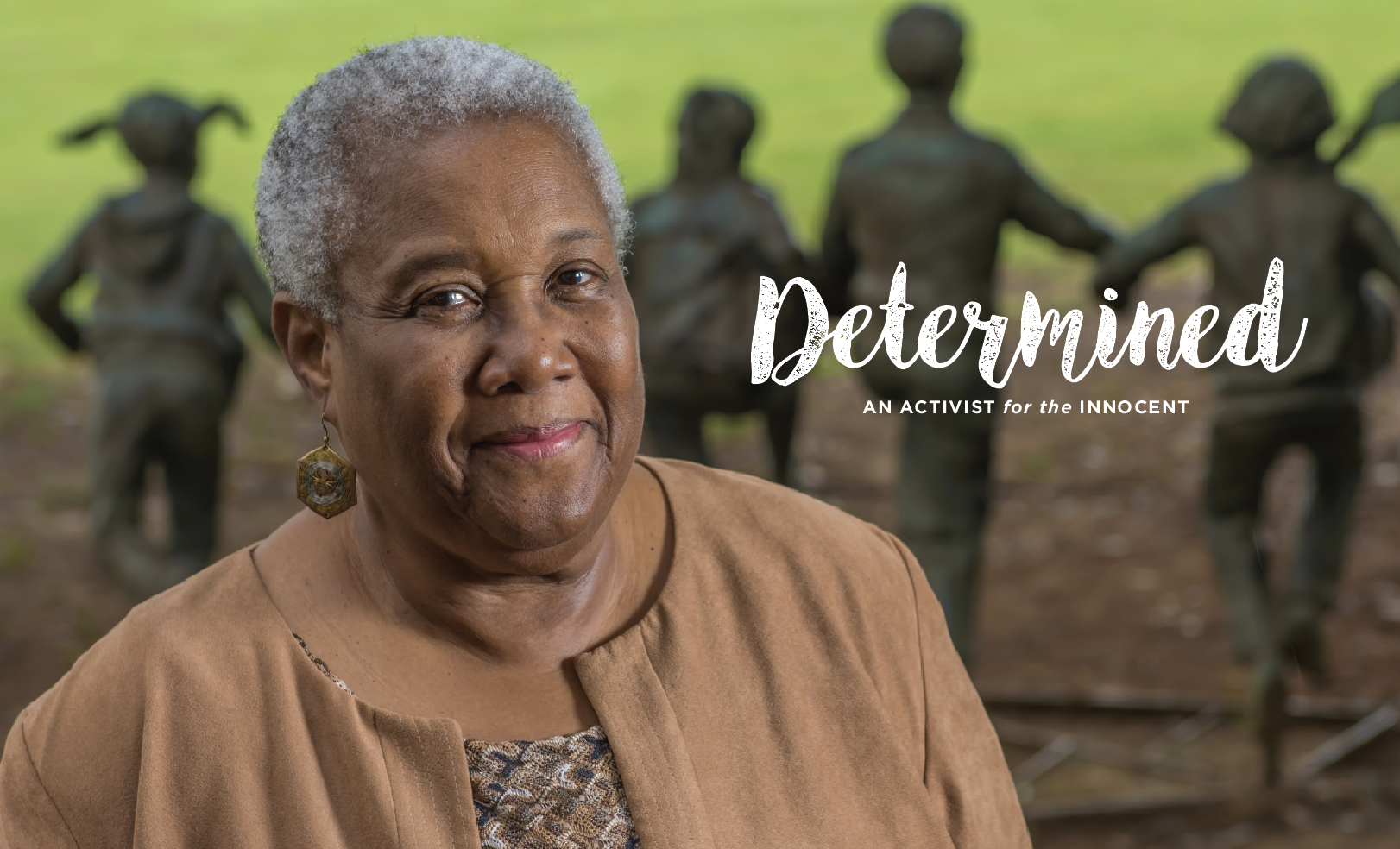 Determined: An Activist for the Innocent; Sophia Bracy
